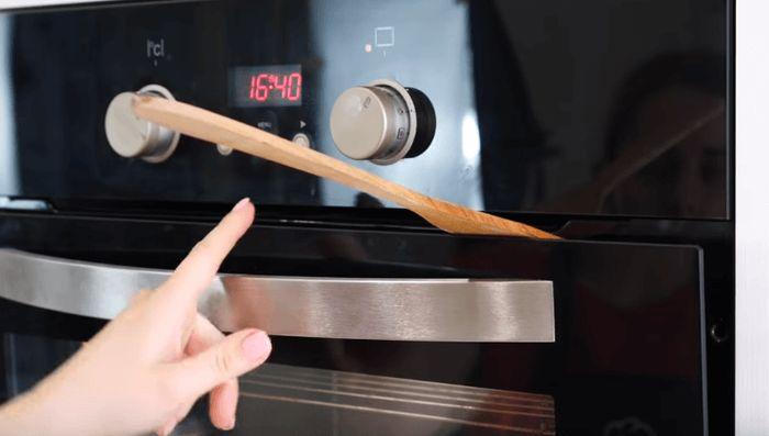 запекаю безе в духовке