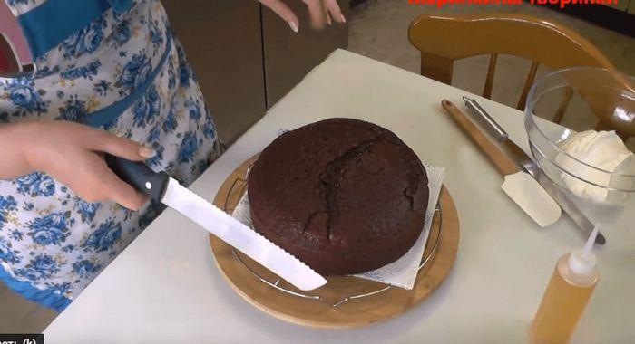tort-s-vafelnoj-kartinkoj-6